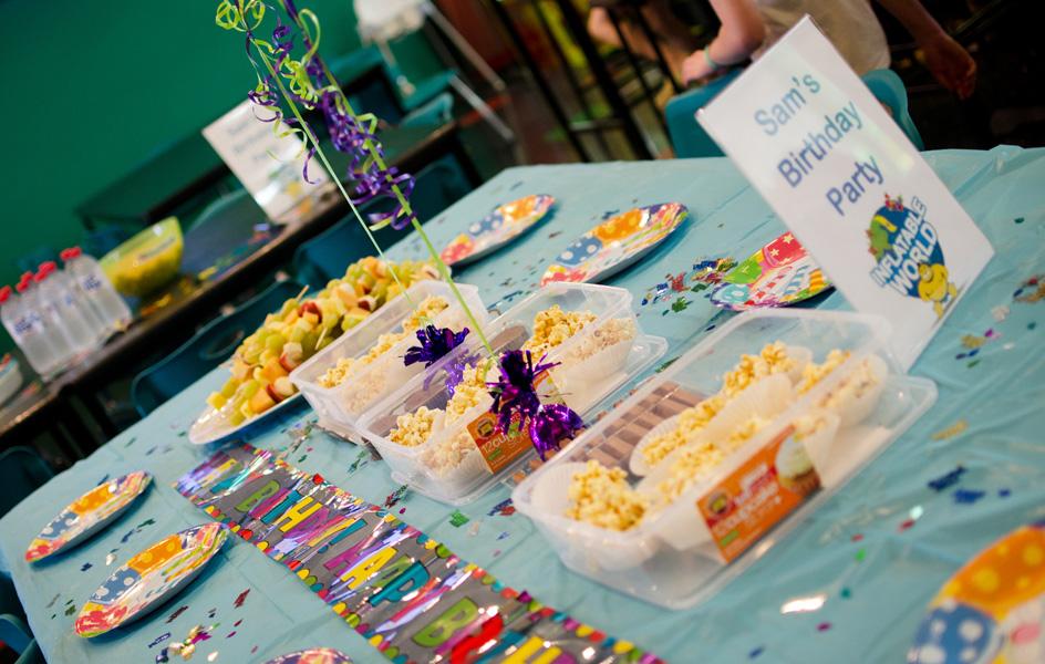 Parties Joondalup - Children's birthday parties joondalup