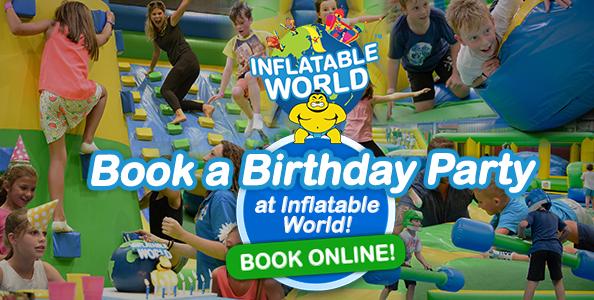 Joondalup Inflatable World Oz - Children's birthday parties joondalup