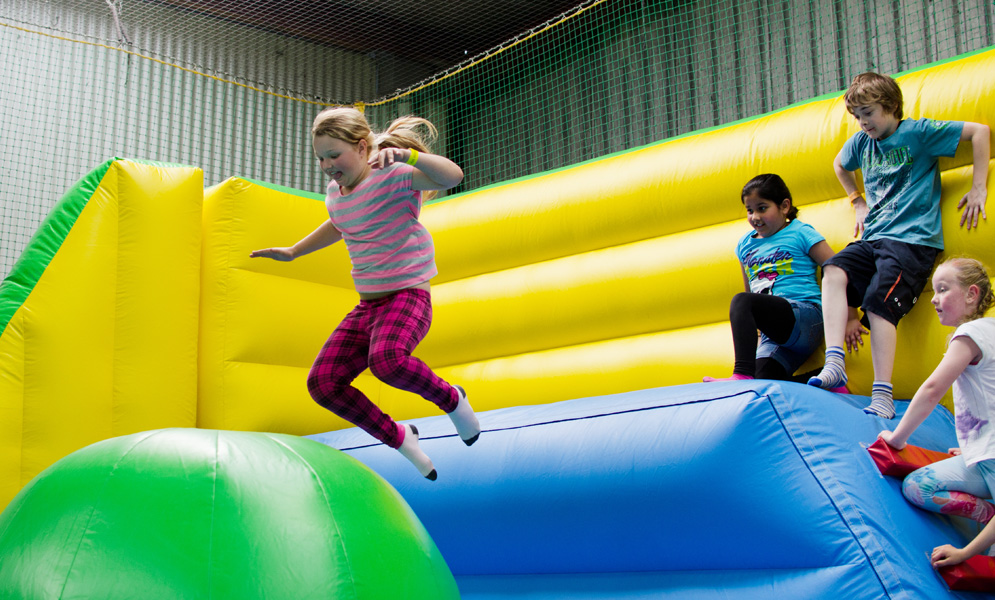 Inflatable World Jumping Castle North Geelong