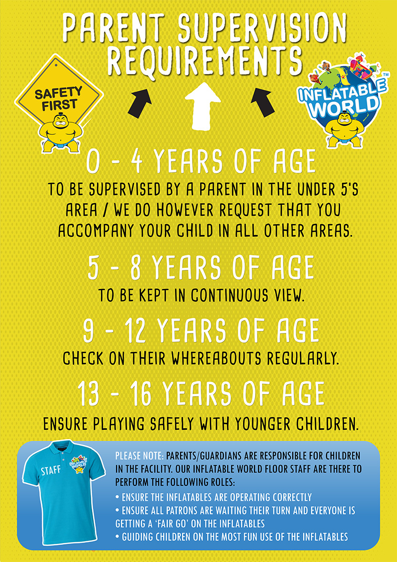 A0 Poster_Inflatable World Saftey A0 - staff note
